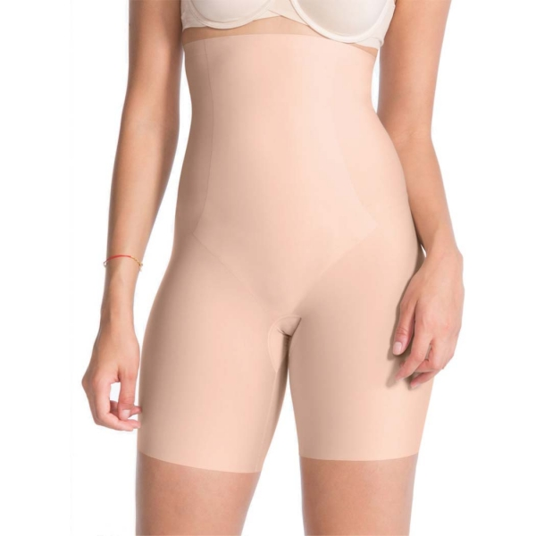 Spanx Thinstincts™ High-Waisted Mid-Thigh Short Nude