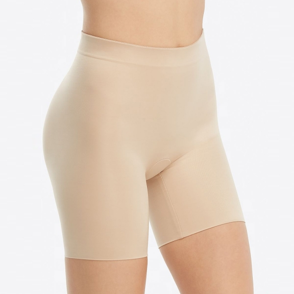 Spanx Suit Your Fancy Booty Booster Mid-Thigh Natural