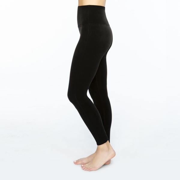 Spanx Ready To Wow Velvet Leggings