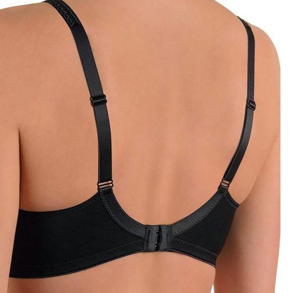 Felina Modern Weftloc bra Black