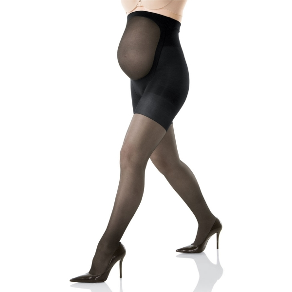 Spanx Mama Spanx Maternity Full-Length Pantyhose Black