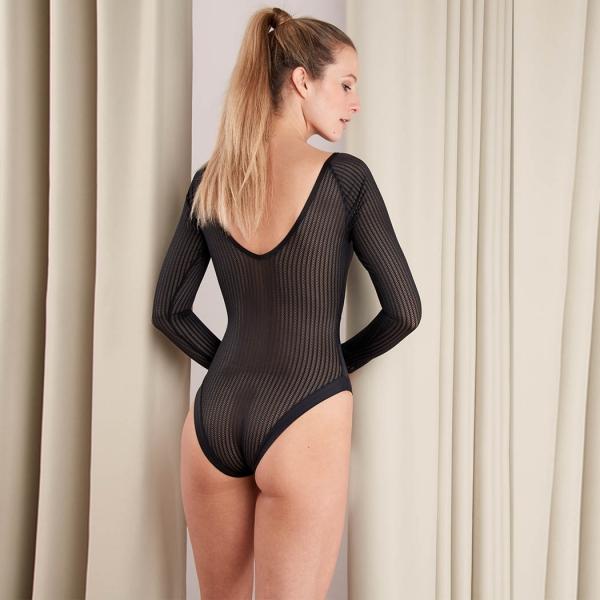 Palmers Flashy Dance Ladies Bodysuit
