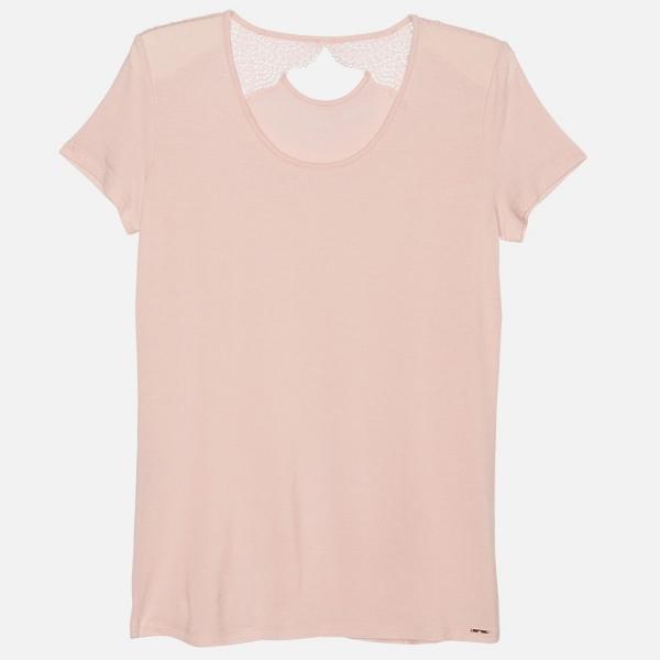 Palmers Petunia Perfection Ladies Sleepwear Shirt