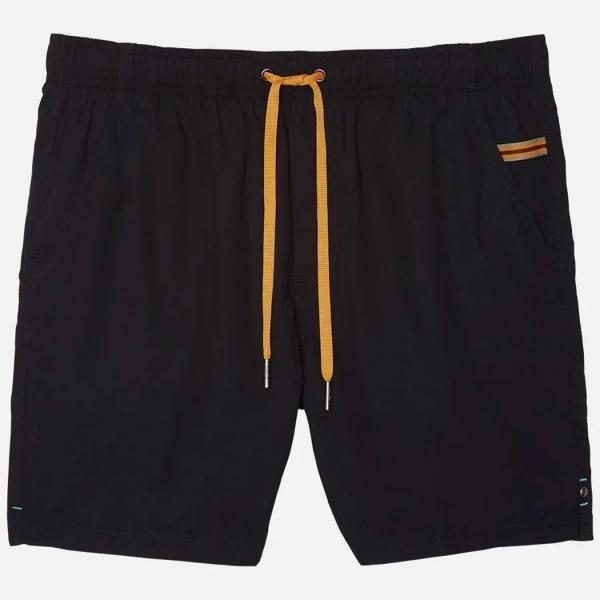 Palmers Indie Shorts Black