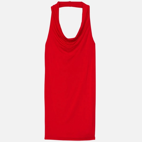 Palmers Oasis Beach Dress Red