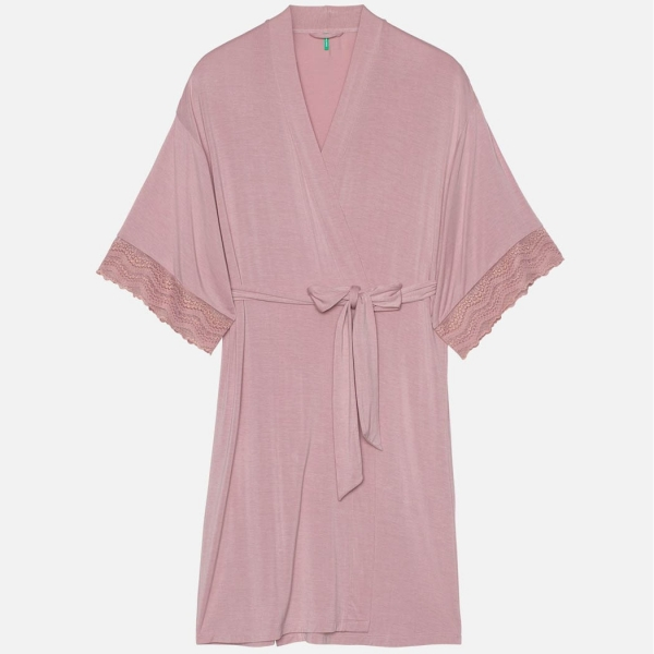 Palmers Romance Night Ladies Dressing Gown