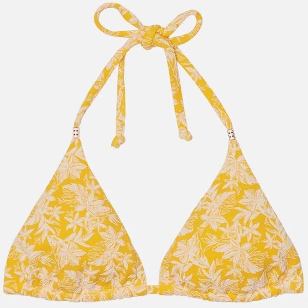 Palmers Copacabana Jaquard Ladies Triangle Bikini Top