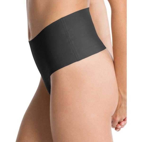 Spanx Undie-tectable Thong Black